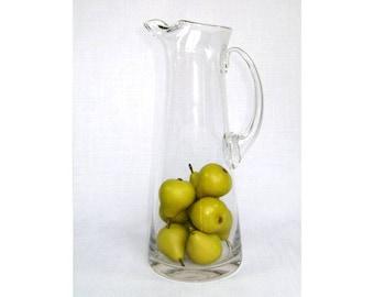 Holmgaard Glass Martini Pitcher