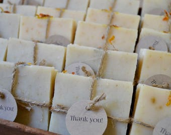 Custom Hospitality Guest Soap/Airbnb/VRBO