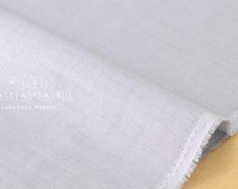 Japanese Fabric Kokka Ichi No Kire Oeko-Tex double gauze - colour 17 - 50cm