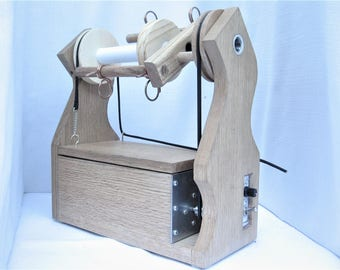Orkid Designs Electric Spinning Wheel
