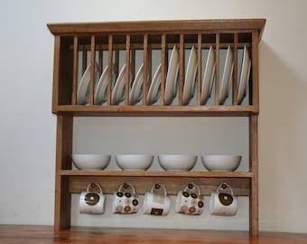 Plate Rack & Plate rack | Etsy
