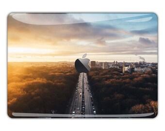 MacBook Skin city MacBook decal cityscape MacBook sticker buildings MacBook pro sunset decal MacBook Air skin MacBook Retina case FS294