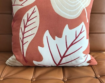Clarence House Pillow Covers Indoor Outdoor Fabric Custom Sizes