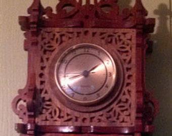 CLASSIC WALL CLOCK Handmade
