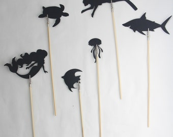 Under The Sea Shadow Puppets