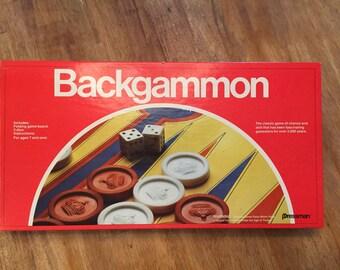 1991 Complete Backgammon by Pressman No 2014