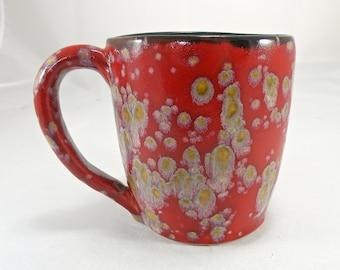 großer Tee Tasse Becher 23 Unzen Essen sicher Glasur STEINZEUG großen Bierkrug gemacht, oder