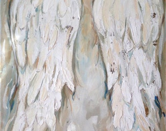 Angel Wings art painting custom order for your own  Angelwings
