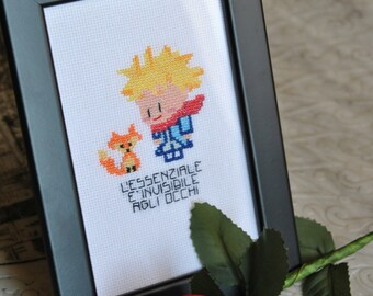 Little Prince Decorative Picture