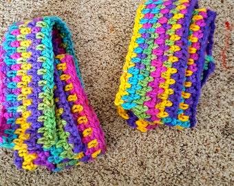 Crochet Child's Scarf