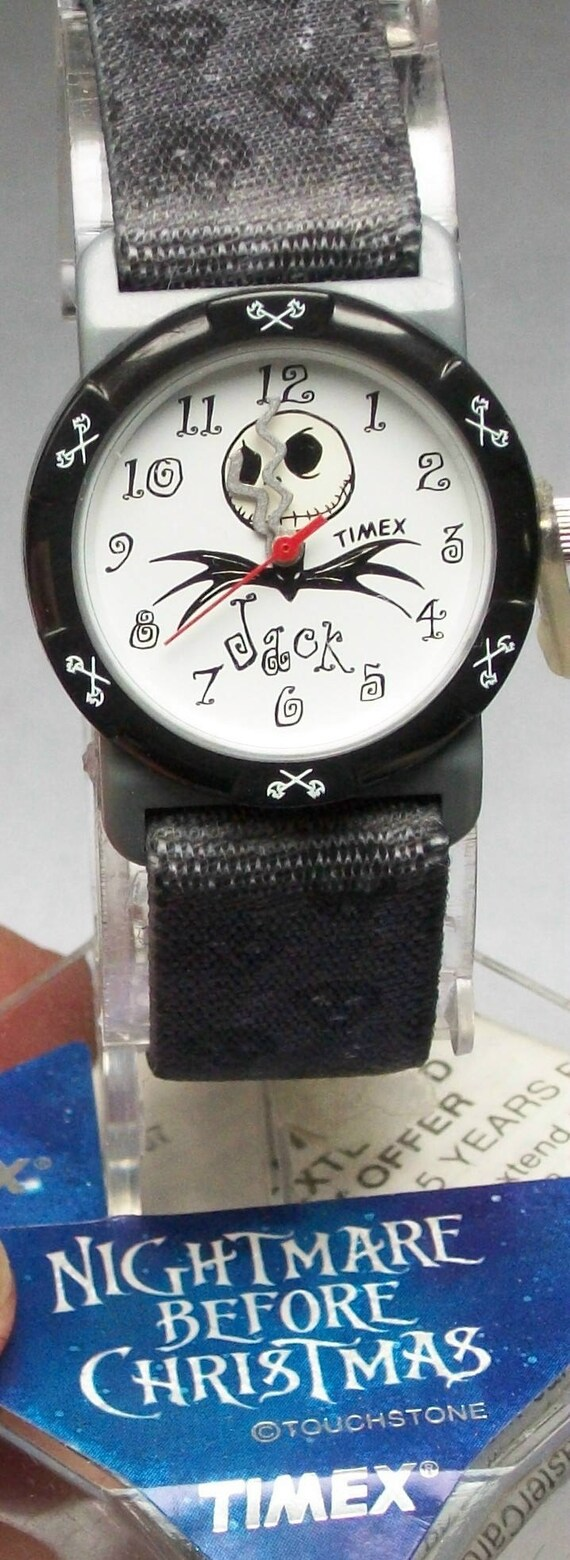 Disney Nightmare Before Christmas Watch By Timex In Timex