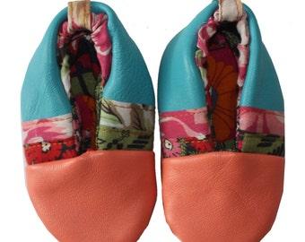 Baby daughter Louisa shoes