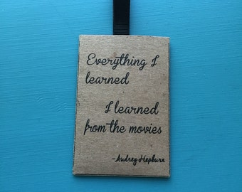 Magic Reveal - Movie Gift Card Holder