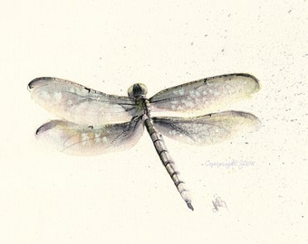 Greeting card - Dragonfly