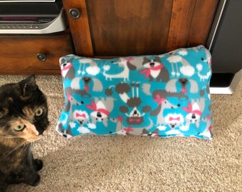 Dog Bed Pillow (SIZE Small)