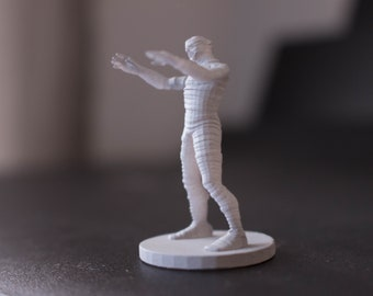 Mummy - Dungeons and Dragons