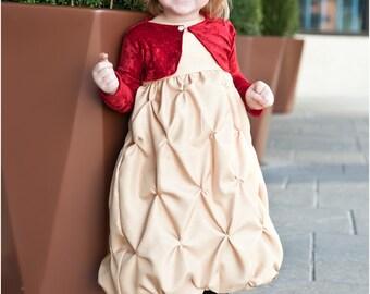 Basic Bolero: Girls Bolero Sewing Pattern, Baby & Toddler Bolero Sewing Pattern, Instant Download PDF Pattern