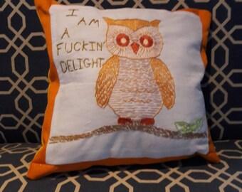 I am a ... delight