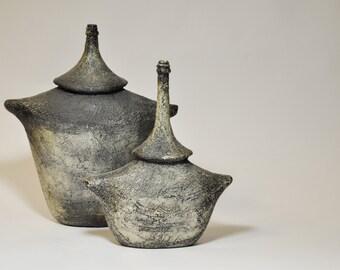 ceramic decorative  vase for dried flowers