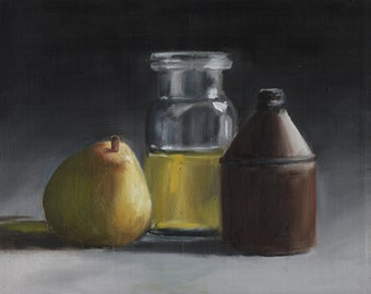 Pear & Jar