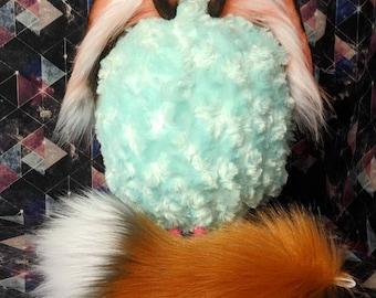 Chubbi ear/tail set custom