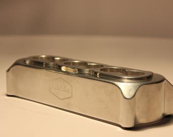 KLOK K7 limited edition aluminium case designed by Mike Mayberry for nixie clock