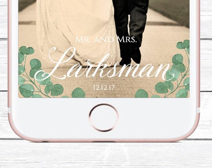 Wedding Snapchat Geofilter, Rustic Snapchat Geofilter, Wedding Filter, Custom Geofilter, Snapchat Wedding, Wedding Geofilter, Snapchat, DIY