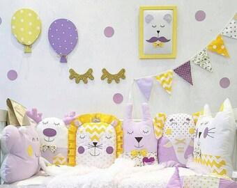 Baby Bumper Set