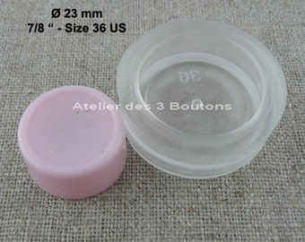 """Assembly tool 7/8"""" (Size 36) for 7/8"""" Cover Buttons (Size 36)"""