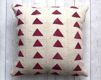 Mudcloth Pillow cover, Tribal Pillow Cover - Ref: 0TWE