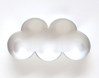 Cloud Cookie Cutter, Fluffy Cookie Cutter, Baby Shower Cookie Cutter