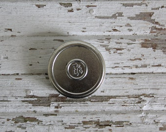 vintage film reel canister / eastman kodak photography, movie canister
