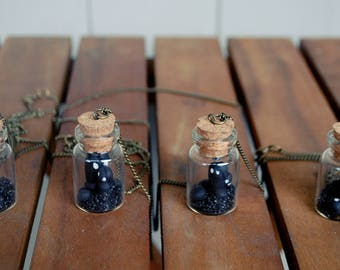Bottled Spirits Necklace