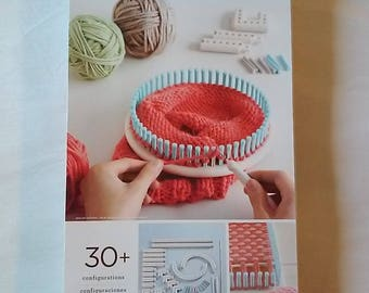 Martha Stewart Crafts Knit and Weave Loom Kit - Brand New