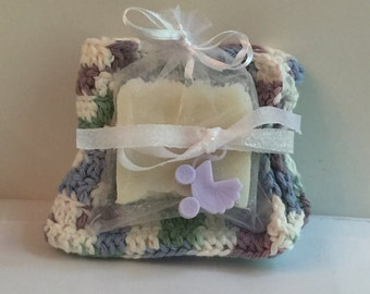 Baby Soap (Unscented)