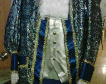Custom Men's 18th Century suit