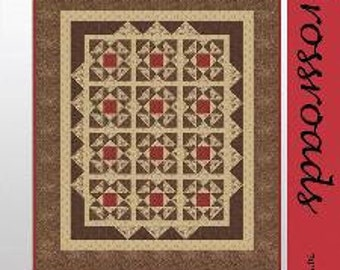 Crossroads Quilt Pattern by Designs From Lavender Lime