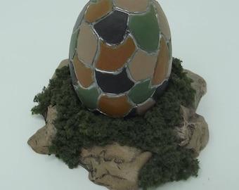 Camo Dragon Egg