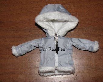 BJD dolls clothes  tiny Down Jacket for RealFee Fairyland