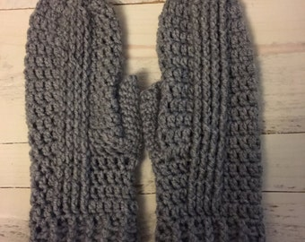 Handmade mittens,Crochet Winter Mittens, crochet mittens, mitts, crochet mitts,