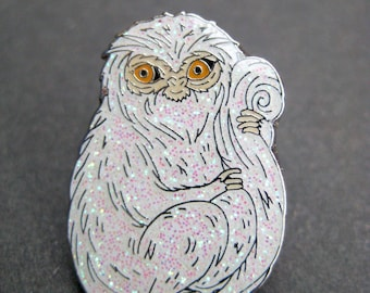 Demiguise Enamel Pin - Fantastic Beasts and Where to Find Them - Harry Potter