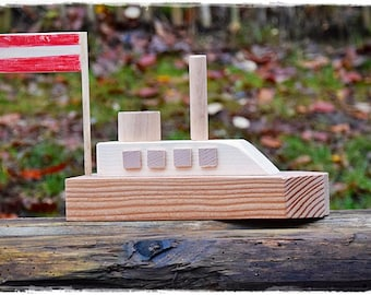 Steamboat solid wood