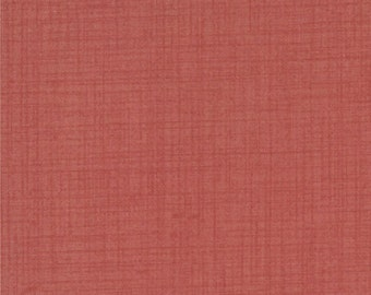French General Favorites Faded Red 13529 19 by French General for moda fabrics
