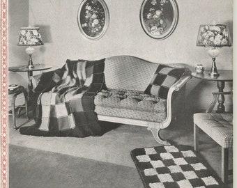 The Neely Bee Loom Weaving Designs.  1945