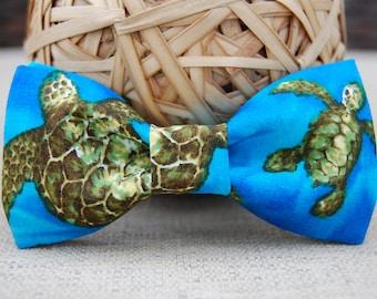 Sea Turtle Bow tie