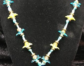 Inca Summer Necklace