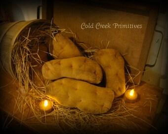 Primitive Potatoes Set of 5