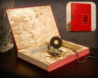 Hollow Book Safe (The Adventures of Huckleberry Finn)