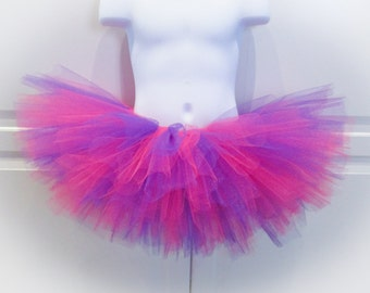 Dark Pink and Purple Tutu - Other Colors Available