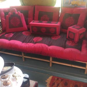 Asian daybed Etsy